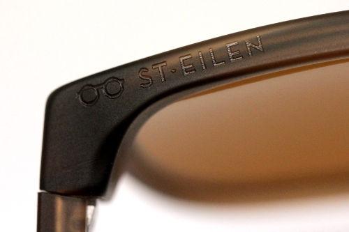 Lasergravur Brille