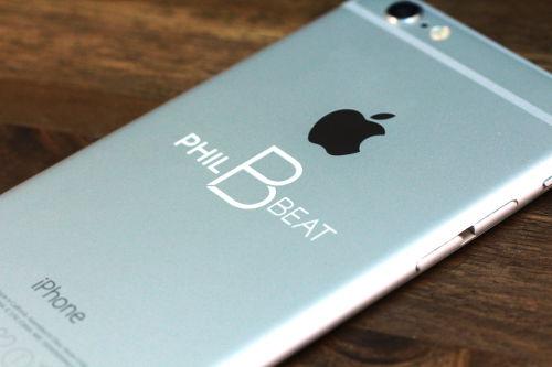 iPhone 6 mit Gravur